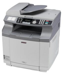 Монохромное мфу Ricoh Aficio SP 210SF