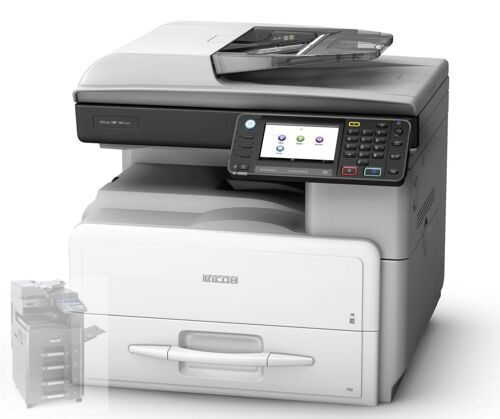 Опции для Ricoh Aficio MP 301SPF