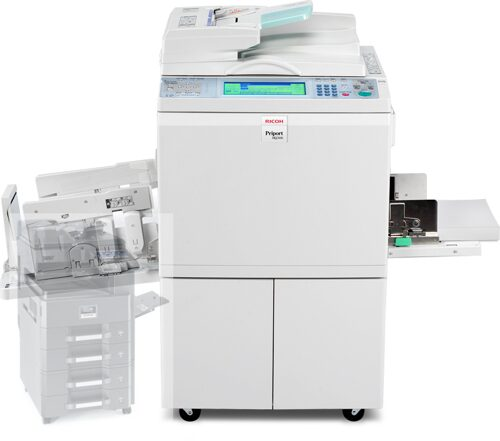 Опции для RICOH Priport HQ7000